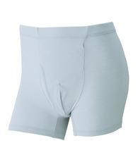 男性用パッド内蔵型吸収パンツ